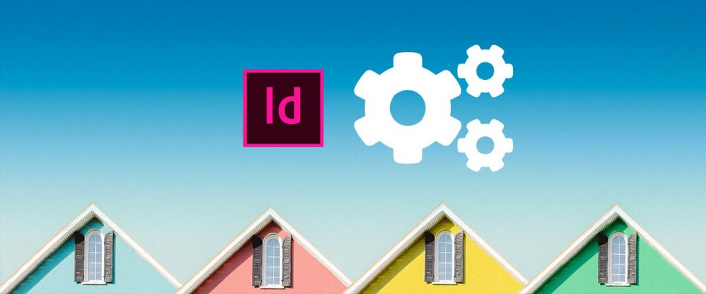 indesign documents automatics